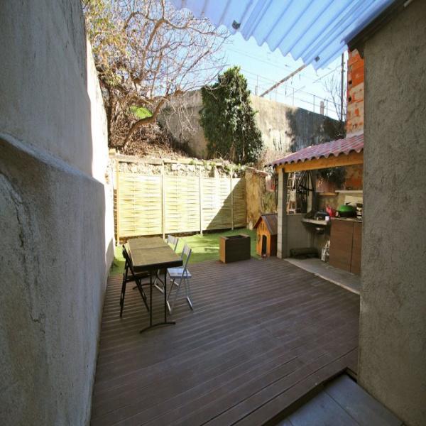 Offres de vente Rez de jardin Marseille 13004